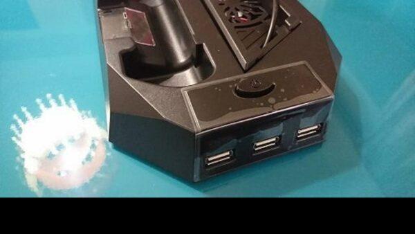 熱対策 PS4スタンド