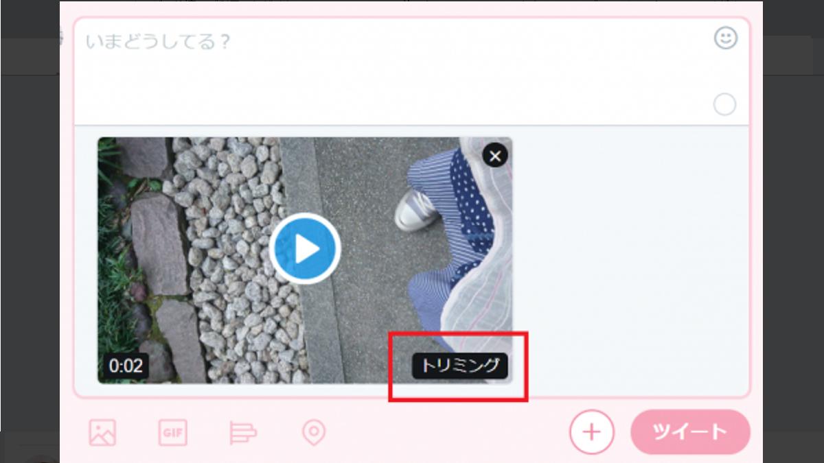 Twitter 動画投稿